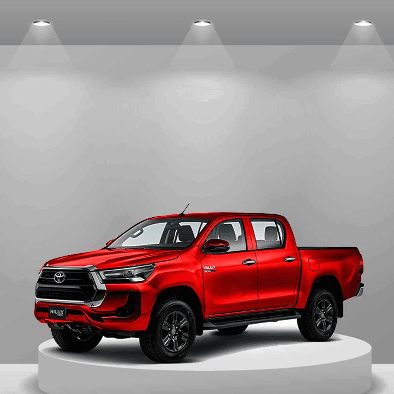 Toyota Hilux 2.7L Diesel