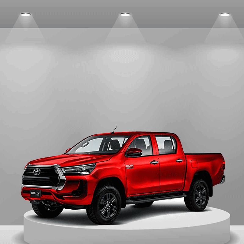 Toyota Hilux 2.8L